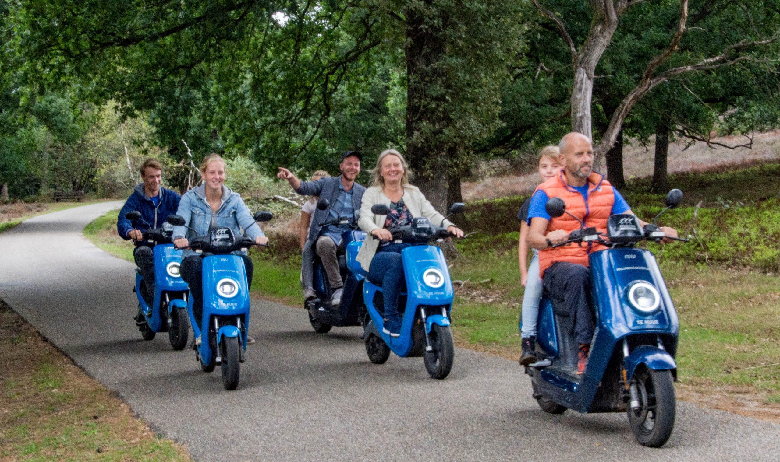 VeluweScooter vanaf Eerbeek