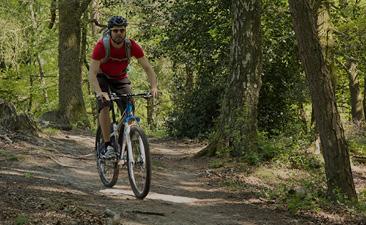 mountainbike te huur in Nijmegen Veluwe Actief
