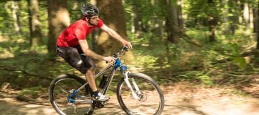 Mountainbike clinic op de Veluwe