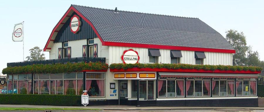 Pannekoekhuis-Strijland