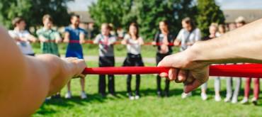 Teambuilding op de Veluwe