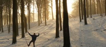 Langlaufen en andere winterpret!
