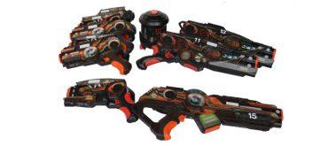 Lasergame set te huur