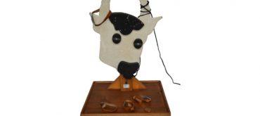 48. Vang de koe
