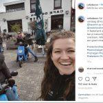 Nicolette van Dam en Bas Smit maken vakantieboek over Nederland en reden op de WaalScooter