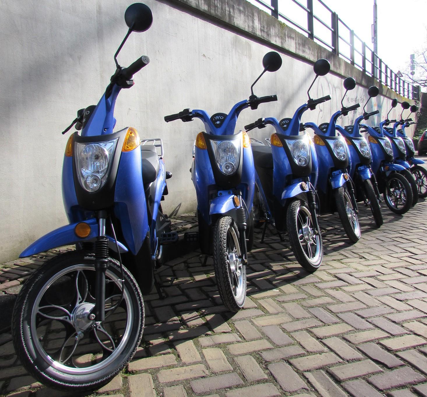 scooter nijmegen