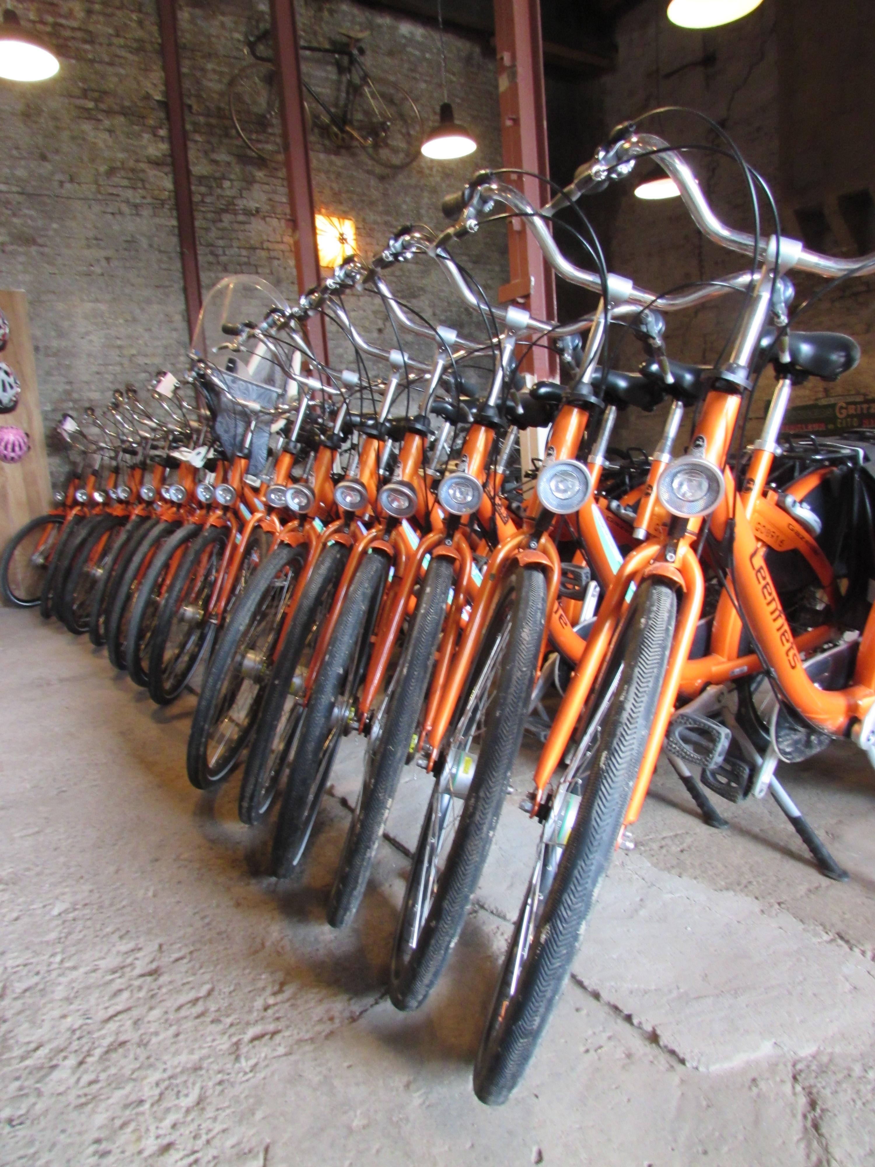 fiets huren nijmegen
