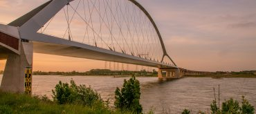 Fietstocht door Nijmegen