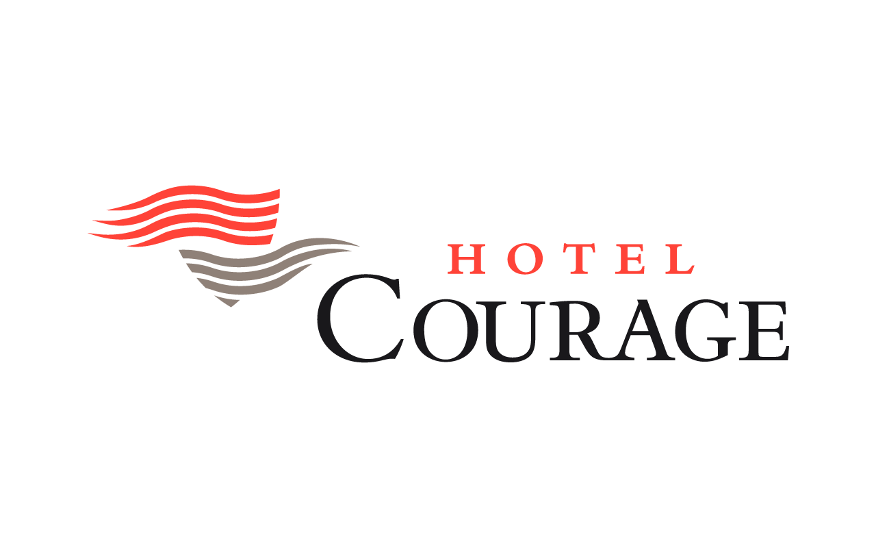 Logo Hotel Courage