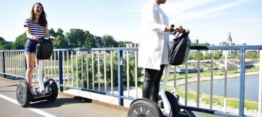WaalScooter & Segway Tour in Nijmegen