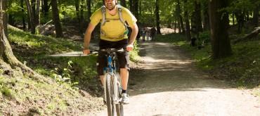 Mountainbiken door het Rijk van Nijmegen