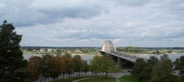 Down Hill Steppen door Nijmegen