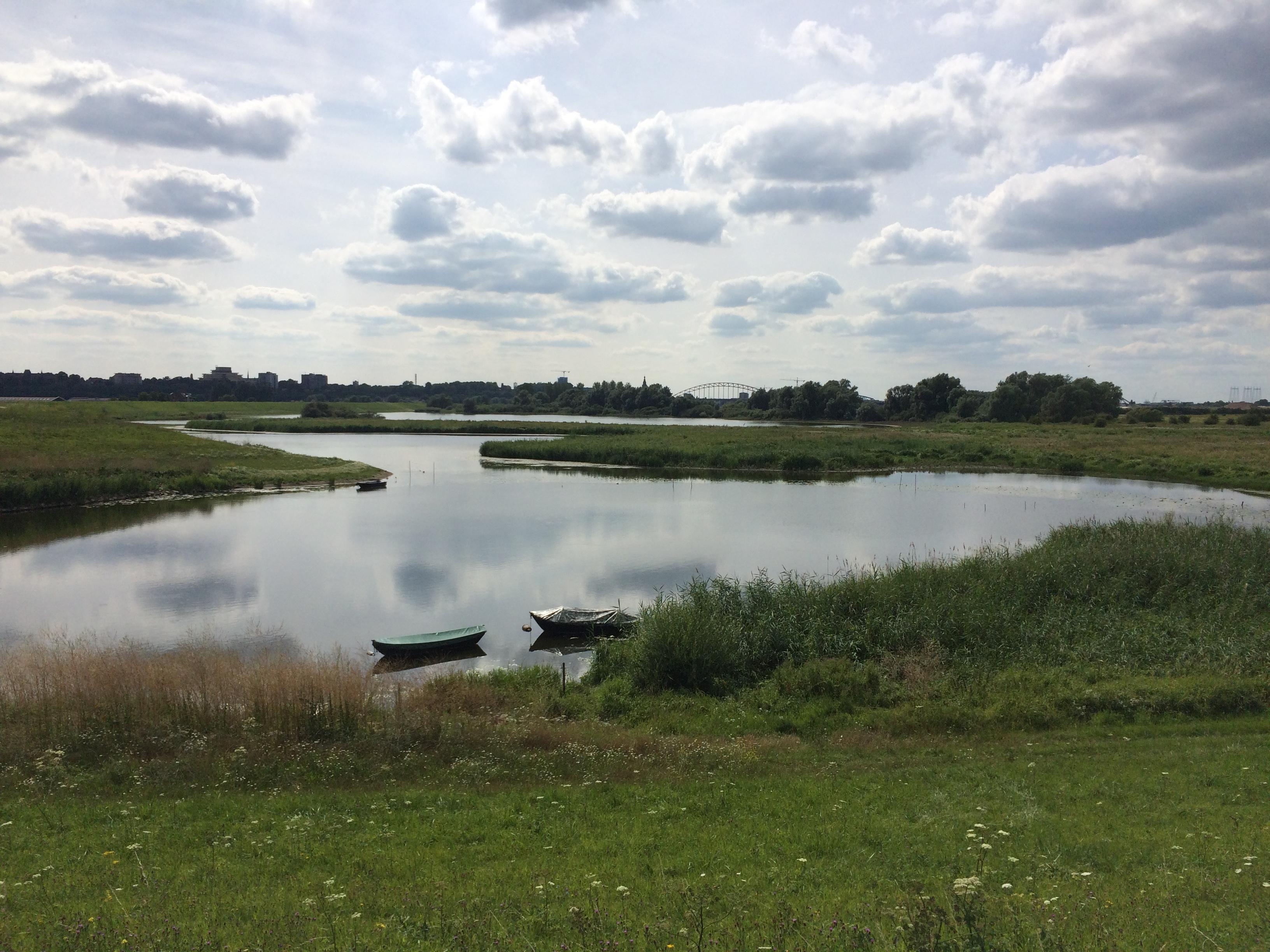 Oude Waal in Nijmegen