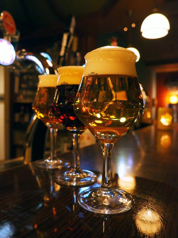 Bierproeverij bij de Hemel