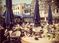WaalScooter & High Tea bij Café van Buren